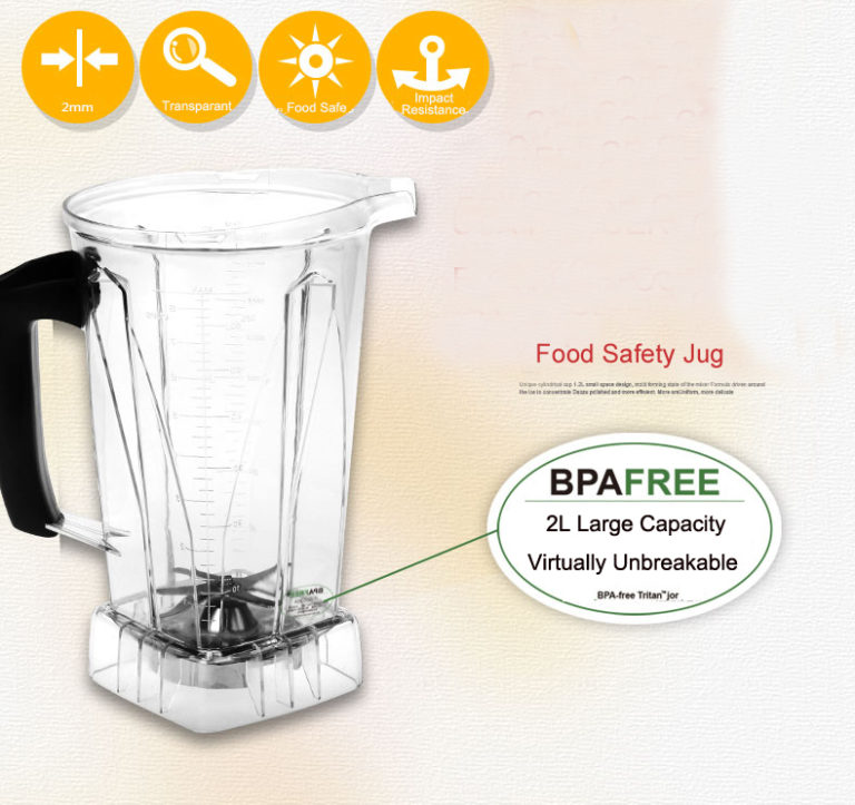 Additional 2L Jug for Enpee Exact Blender
