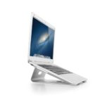 ALUMINIUM DESKTOP STAND FOR APPLE MACBOOK, IPAD AIR PRO and MOST 11- 15 LAPTOPS
