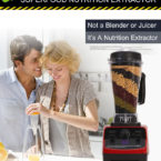The Enpee Exact Blender (RED)