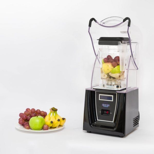 Enpee 1800W Blender with Sound Reducing Cover